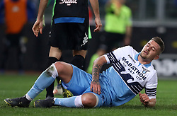 February 7, 2019 - Rome, Italy - Ss Lazio v Empoli Fc - Serie A.Sergej Milinkovic-Savic of Lazio at Olimpico Stadium in Rome, Italy on February 7, 2019. (Credit Image: © Matteo Ciambelli/NurPhoto via ZUMA Press)