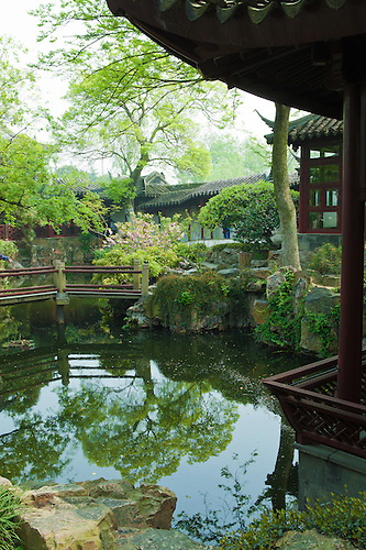 Coupleu0027s Retreat Garden Is Recognized With Other Classical Suzhou Gardens  As A UNESCO World Heritage Site.