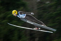 IAKOVLEVA Lidiia (RUS) during first round on day 2 of  FIS Ski Jumping World Cup Ladies Ljubno 2020, on February 23th, 2020 in Ljubno ob Savinji, Ljubno ob Savinji, Slovenia. Photo by Matic Ritonja / Sportida