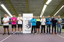 TZS Play off veterani MB, on September 8, 2019 in Teniski klub Branik, Maribor, Slovenia. Photo by Blaž Weindorfer / Sportida