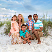 Nashi Family Beach Photos