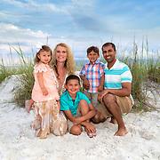 Nashi Family Beach Photos