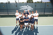 NV Men's Tennis Action and Team Photos 9-24-19-RAW