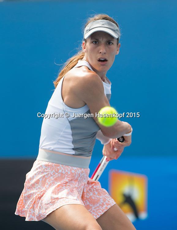 Andrea Petkovic (GER)<br /> <br />  - Australian Open 2015 -  -  Melbourne Park Tennis Centre - Melbourne - Victoria - Australia  - 20 January 2015. <br /> &copy; Juergen Hasenkopf