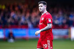 Billy Kee of Accrington Stanley - Mandatory by-line: Robbie Stephenson/JMP - 17/04/2018 - FOOTBALL - Wham Stadium - Accrington, England - Accrington Stanley v Yeovil Town - Sky Bet League Two