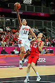 Basketball, Womens - USA vs Canada (Quarterfinal Round)