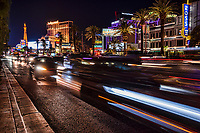 Cruising Down the LV Strip
