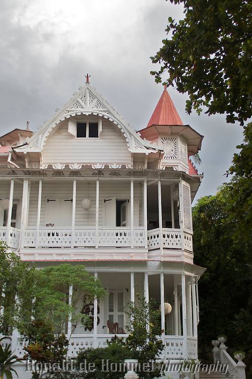 Gingerbread Homes Haiti Ronald De Hommel Archive