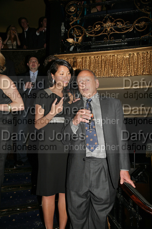 Brian Stein and Platina Tong, Guards Polo Club  reception. CafŽ de Paris, Coventry Street. London. 15 May 2007. -DO NOT ARCHIVE-© Copyright Photograph by Dafydd Jones. 248 Clapham Rd. London SW9 0PZ. Tel 0207 820 0771. www.dafjones.com.