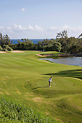 Kapalua Golf Course, Maui, Hawaii, (editorial use only)