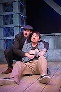 "The Bas Bleu Theatre Company rehearses Luv,"" February 4, 2015."