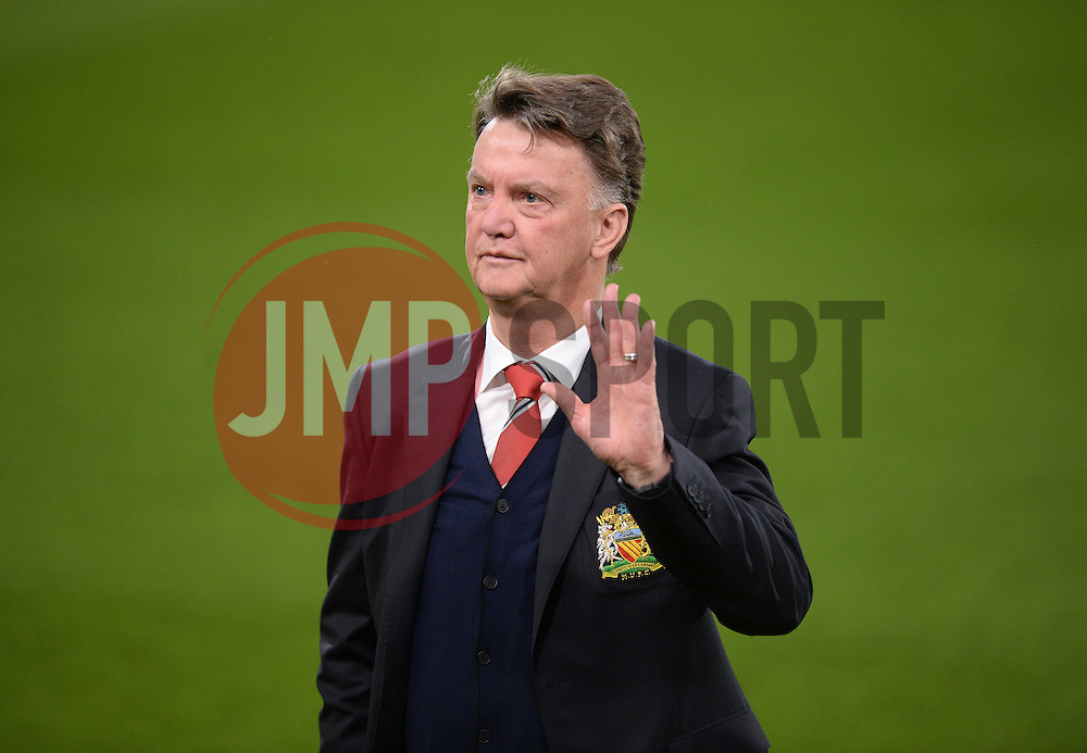 Manchester United Manager Louis van Gaal - Mandatory byline: Alex James/JMP - 12/12/2015 - Football - Vitality Stadium - Bournemouth, England - AFC Bournemouth v Manchester United - Barclays Premier League