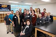 Leach Laboratory Classroom Opening