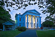 """Sag Harbor Whaling Museum is a museum in Sag Harbor, New York, dedicated to the town's past as a prosperous whaling port. It houses the largest collection of whaling equipment in the state of New York, """"Long Island's finest example of high style Greek revival architecture."""