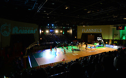 General view inside the Pavillions - Photo mandatory by-line: Alex James/JMP - 25/02/2018 - BASKETBALL - Plymouth Pavilions - Plymouth, England - Plymouth Raiders v Bristol Flyers - British Basketball League