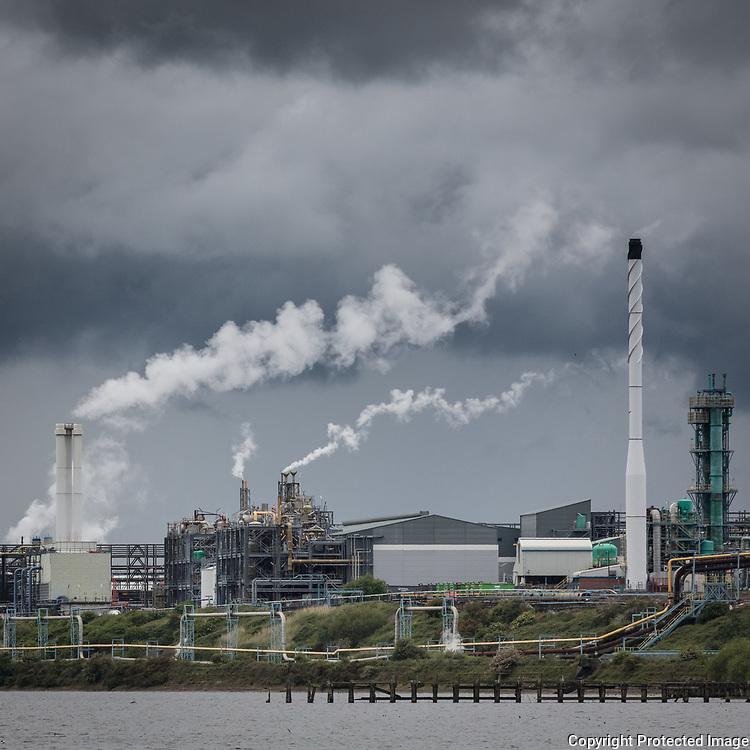 Weston Point Chemical Works III, Runcorn, Cheshire.