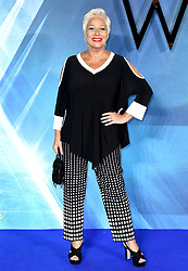 Denise Welch attending the A Wrinkle in Time European Premiere held at the BFI IMAX in Waterloo, London. Photo credit should read: Doug Peters/EMPICS Entertainment