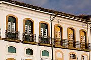 Ouro Preto_MG, Brasil...Casario colonial de Ouro Preto...A colonial house in Ouro Preto...Foto: LEO DRUMOND / NITRO.