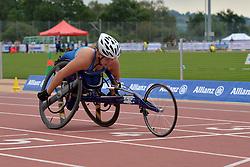 04/08/2017; Munter, Sophie, T34, USA at 2017 World Para Athletics Junior Championships, Nottwil, Switzerland