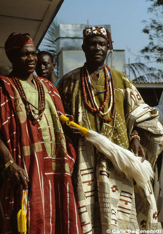 His Royal Highness Oba Richard Oladipupo Makanjuola Adebiyi II, Owa-Oye of Imesi-Ile