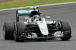 Nico Rosberg beim Qualifying zum GP von Japan 2016 in Suzuka <br /> <br /> / 081016<br /> <br /> ***Formula One Grand Prix of Japan on October 8, 2016 in Suzuka.***