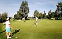 ALMKERK - Hole 8 op Golfclub Almkreek. COPYRIGHT KOEN SUYK