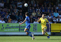 Gavin Reilly of Bristol Rovers chases the ball down - Mandatory by-line: Arron Gent/JMP - 19/04/2019 - FOOTBALL - Cherry Red Records Stadium - Kingston upon Thames, England - AFC Wimbledon v Bristol Rovers - Sky Bet League One