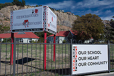 Christchurch-Redcliffs school to close because of the danger of further rock falls