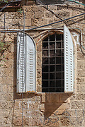 Old building in Old Jaffa, Tel Aviv, Israel