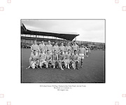 Neg No:.569/7823-7826...8081954AISHCSF1...08.08.1954...All Ireland Senior Hurling Championship - Semi-Final..Wexford.12-17.Antrim.2-3...Antrim Team
