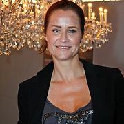 NLD/Amsterdam/20101212- Yummy Mummy Brunch in het Jacky hotel op de Miljonairfair, Pauline Mol - Huizinga