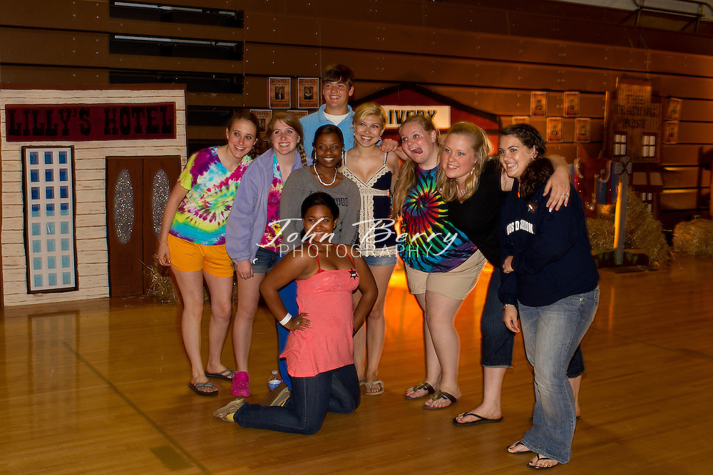 May/15/11:  After Prom 2011.  Rocking in the Wild West