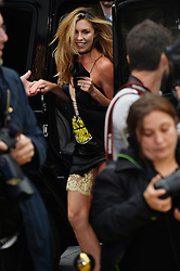 © Licensed to London News Pictures. 29/06/2016. ABBEY CLANCY attends the ABSOLUTELY FABULOUS world film premiere. London, UK. Photo credit: Ray Tang/LNP
