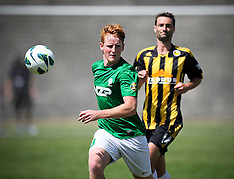 Palmerston North-Football - ASB Prem, Manawatu v Wellington