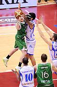 DESCRIZIONE : Milano Coppa Italia Final Eight 2013 Semifinale Banco di Sardegna Sassari Montepaschi Siena<br /> GIOCATORE : Matt Janning<br /> CATEGORIA : tiro <br /> SQUADRA : Montepaschi Siena<br /> EVENTO : Beko Coppa Italia Final Eight 2013<br /> GARA : Banco di Sardegna Sassari Montepaschi Siena<br /> DATA : 09/02/2013<br /> SPORT : Pallacanestro<br /> AUTORE : Agenzia Ciamillo-Castoria/A.Giberti<br /> Galleria : Lega Basket Final Eight Coppa Italia 2013<br /> Fotonotizia : Milano Coppa Italia Final Eight 2013 Semifinale Banco di Sardegna Sassari Montepaschi Siena<br /> Predefinita :