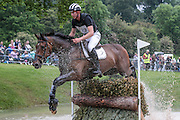 CLEVELAND ridden by Jesse Campbell at Bramham International Horse Trials 2016 at  at Bramham Park, Bramham, United Kingdom on 11 June 2016. Photo by Mark P Doherty.