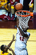 NCAA Basketbal: VMI at Virginia Tech