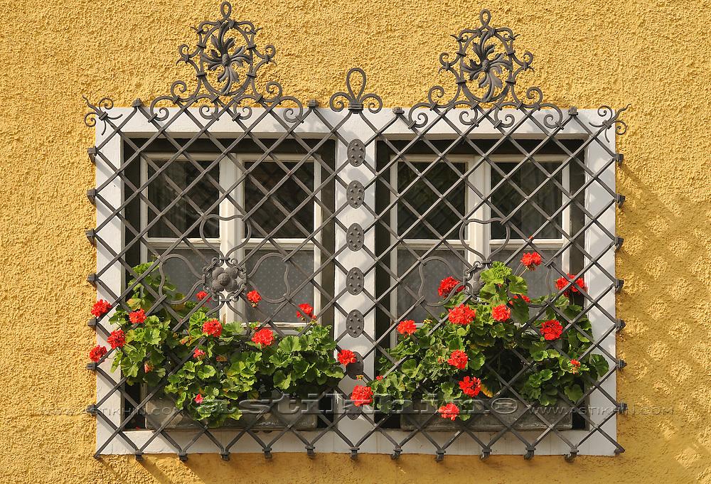 Two windows of Carinthia