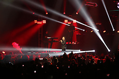Ozuna Performs at Microsoft Theater