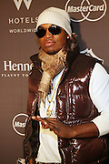 Ne-Yo at Ne-Yo's 29th Birthday party sponsored by Hennessey held at Whiskey in the W Hotel on October 29, 2008 in New York City