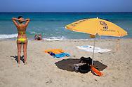 28/Julio/2009 Formentera<br /> Playa de Illetes<br /> <br /> &copy; JOAN COSTA