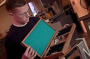 16916Industrial Technology: Classroom : Lab student shots...Adam Covington