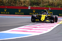June 22, 2018 - Le Castellet, Var, France - Renault Driver 55 CARLOS SAINZ (ESP) in action during the Formula one French Grand Prix at the Paul Ricard circuit at Le Castellet - France (Credit Image: © Pierre Stevenin via ZUMA Wire)
