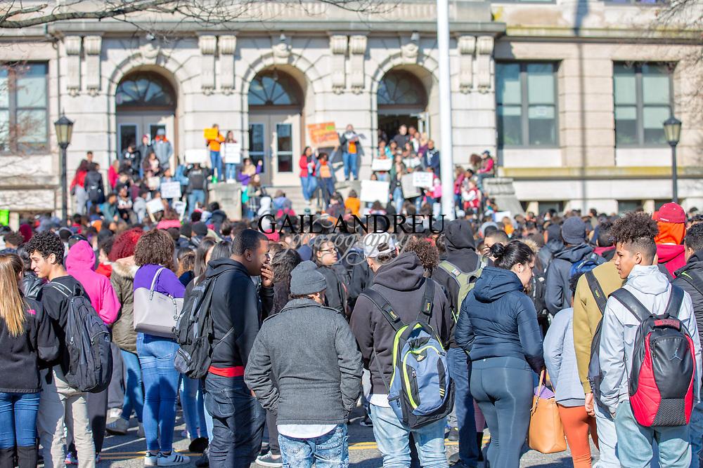 ENOUGH:National School Walkout