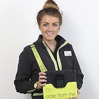 14/04/14 Rochdale - M&S iPad sales - Charlotte