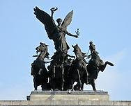 Wellington Memorial, London, England, United Kingdom, Great Britian