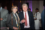 JENNY JOHNSON; STANLEY JOHNSON, The fifth Prix Pictet prize of CHF100,000 Victoria and Albert Museum, London. 21 May 2014