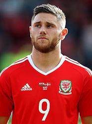 Wesley Burns of Wales U21 - Mandatory by-line: Matt McNulty/JMP - 02/09/2016 - FOOTBALL - The Racecourse Ground - Wrexham, United Kingdom - Wales v Denmark - UEFA Euro 2017 U21 qualifying round