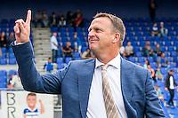 ZWOLLE - 18-09-2016, PEC Zwolle - AZ, MAC3park Stadion, 0-2, AZ trainer John van den Brom