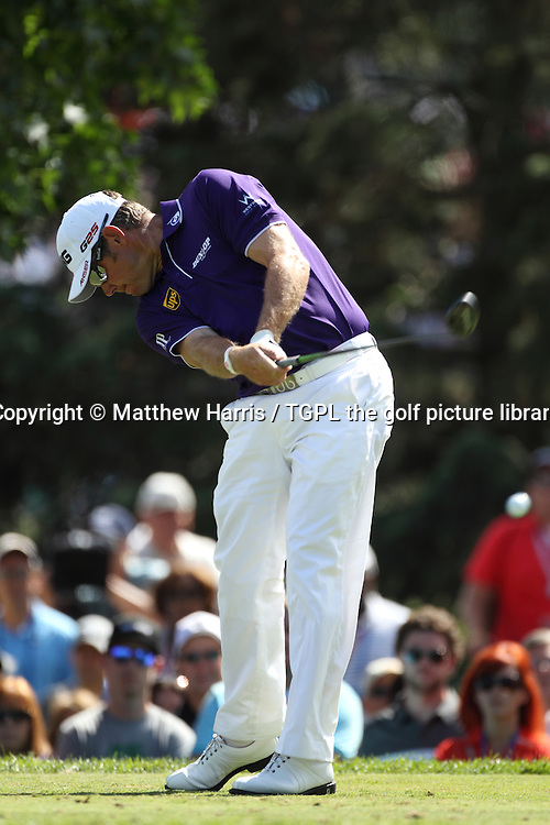 Lee WESTWOOD (ENG) during fourth round US PGA Championship 2013,Oak Hill CC,